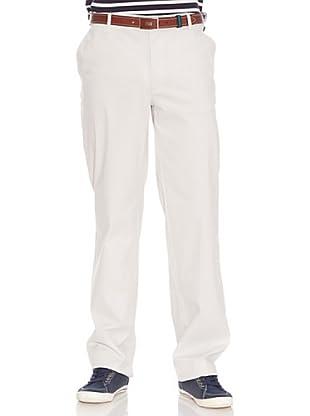 PEDRO DEL HIERRO Pantalón Vestir (Crudo)