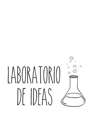 Vinilo Laboratorio De Ideas