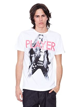 Gio Goi Camiseta Trubadour (blanco)