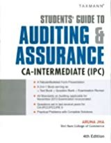 Students Guide to Auditing and Assurance: CA - Intermediate (IPC)