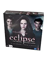 The Twilight Saga Eclipse The Movie Board Game [It All Begins With A Choice.] [Ages 13 And Up 2 8 Players]