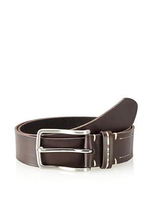 Robert Graham Men's Harringay Belt (Dark Brown)