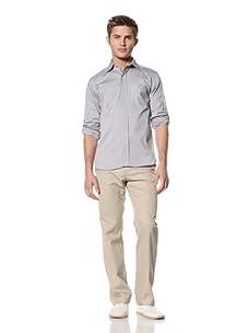 Standard Issue by Hyden Yoo Men's Gyrene Shirt (Light Blue)