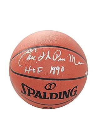 Steiner Sports Memorabilia NBA Boston Celtics Earl Monroe Signed Game Ball