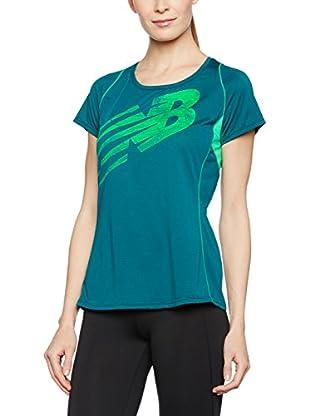 ZZZ-New Balance Camiseta Técnica