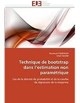 Technique de Bootstrap Dans L''Estimation Non Parametrique (Omn.Univ.Europ.)