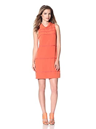 Jessica Simpson Women's A-Line Dress (Red)