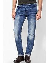 Blue Regular Fit Jeans G-Star RAW