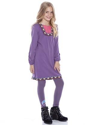 Custo Growing Kleid Domyka (Violett)
