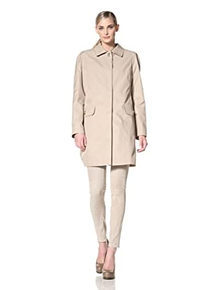 Tommy Hilfiger Women's Jackie Trench Coat (Sand)