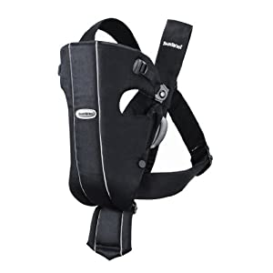 Babybjorn Baby Carrier Original (Black)