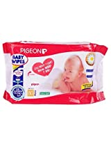 Pigeon Baby Wipes 80 Sheets Refill
