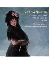 Brunetti: Divertimenti for String Trio IV