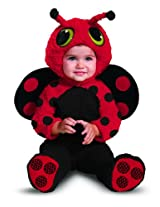 Disguise Costumes Precious Peepers Lucky Ladybug Infant