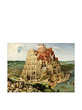 Artopweb Panel Decorativo Brueghel Der Turmbau Von Babel