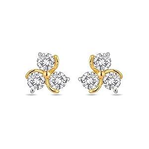 Voylla  sterling-silver Stud Earring For Women