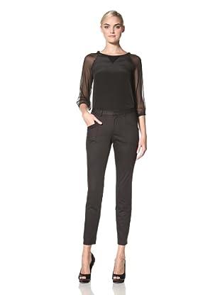 Chaiken Women's Nikki Skinny Pant (Black)
