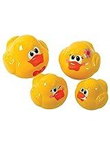 PlayGo Bathing Duckies