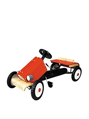 PlanToys Large Scale Racing Car