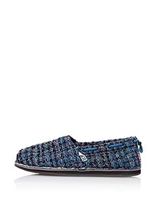 Skechers Alpargatas Bobs Chill (Azul)