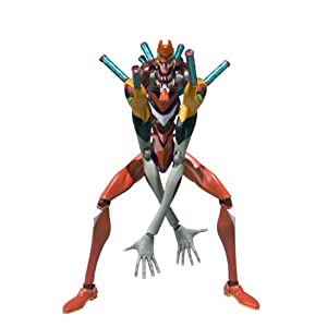 ROBOT魂[SIDE EVA] エヴァンゲリオン2号機 機獣化第2形態