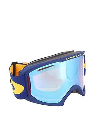 Oakley Máscara de Esquí O2 Xl Mod. 7045 Clip Azul / Naranja