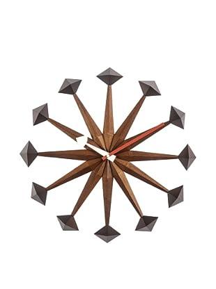 Mid Century Modern Sicily Clock