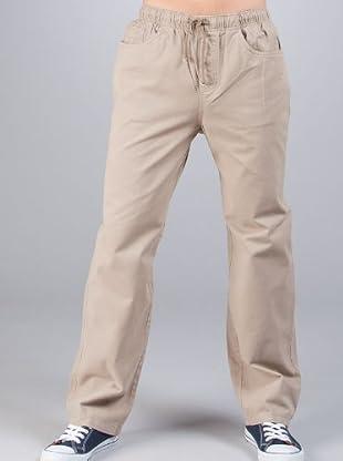 Billabong Pantalón Lindasy (Beige)