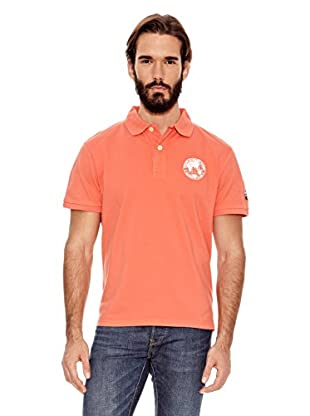 National Geographic Polo Pitt (Coral)