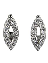 Bling Gold & Diamond Earrings - BGE090
