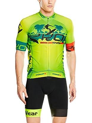 JOLLYWEAR Maillot Ciclismo Summer