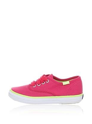 Keds Kids Sneaker (Pink (Raspberry))