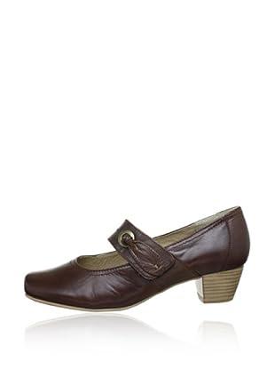 Caprice  Zapatos Teresa (Marrón)