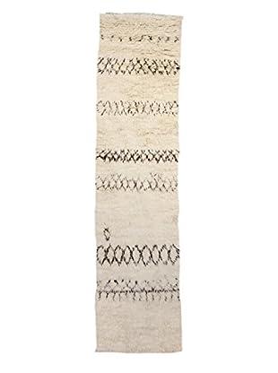 F.J. Kashanian Morrocan Berber Rug, Ivory, 2' 8