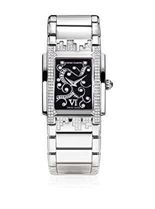 Chrono Diamond Reloj de cuarzo Woman 11110 Lenya Plateado