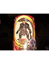 2003 TOY BIZ LORD OF THE RINGS THE TWO TOWERS WAVE 5 GRISHNAKH FIGURE HALF MOON PACKAGING