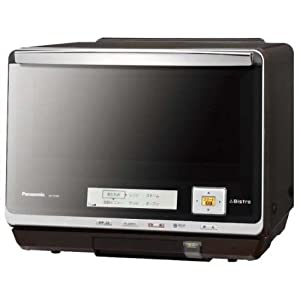 【クリックで詳細表示】Panasonic 3つ星ビストロ スチームオーブンレンジ マホガニーレッド NE-R3300-R