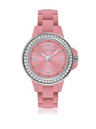 K&Bros  Reloj 9571 (Salmón)