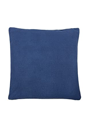 Thomas Paul Solid Feather Pillow, Marine