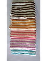 AADYA Multipurpose Household CLEAN TOWEL MICROFIBER FOR KITCHEN SET OF 4 PCS