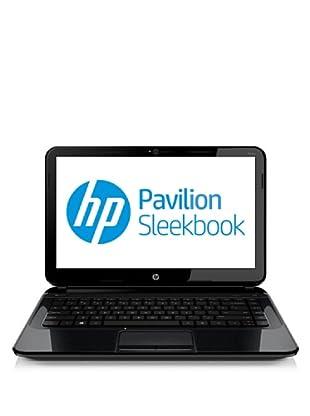 HP Ordenador  Pavilion Sleekbook 14-b000es Negro brillante