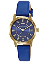 Giordano Analog Blue Dial Women's Watch - A2026-02