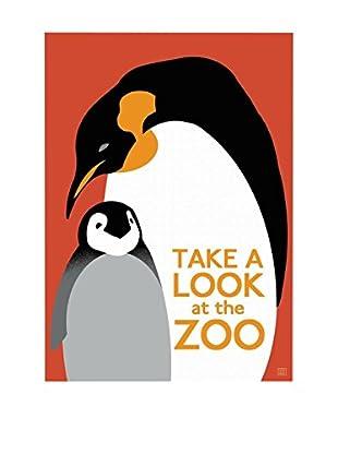Panel Decorativo Take a Look Zoo