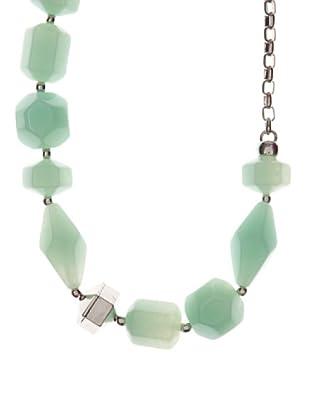 Pertegaz Collar Alabaster Verde