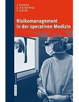 Risikomanagement in der operativen Medizin