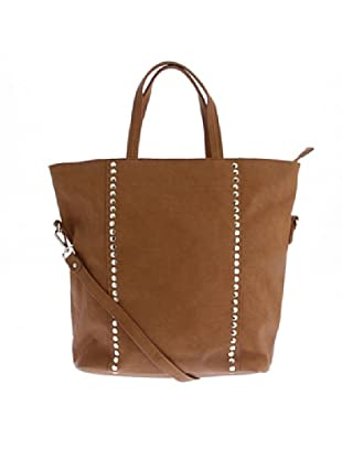 NAF NAF Shopping Bag Lola (Camel)