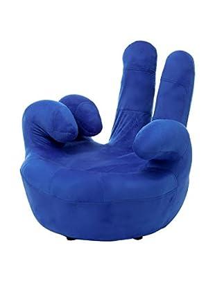 Contemporary Living  Sillón Victory Azul