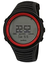 Suunto Core Digital Red Dial Unisex Watch - SS016788000