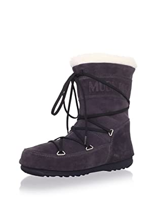 Tecnica Women's Butter Mid Moon Boot (Grey)