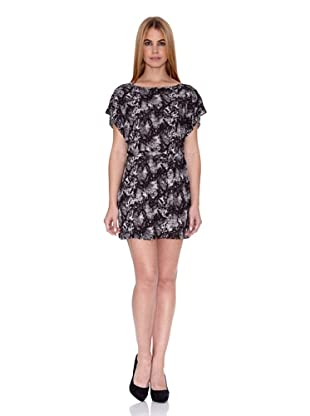 Pepe Jeans London Vestido Charing (Gris Oscuro)